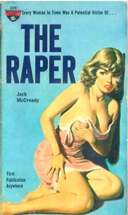 The Raper  by  Jack McCready