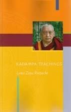 Kadampa Teachings Lama Zopa