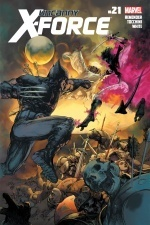 Uncanny X-Force #21 Rick Remender