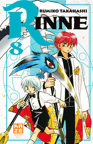 Rinne, tome 8  by  Rumiko Takahashi