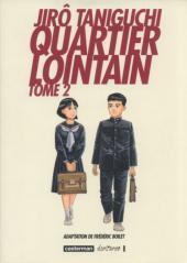 Quartier lointain, Tome 2  by  Jirō Taniguchi