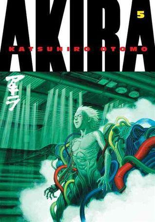 Akira, Vol. 5 Katsuhiro Otomo