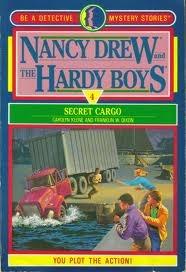 Secret Cargo (Nancy Drew and the Hardy Boys: Be a Detective, #4) Carolyn Keene