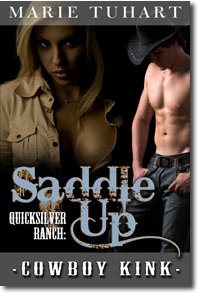 Quick Silver Ranch: Saddle Up  by  Marie Tuhart