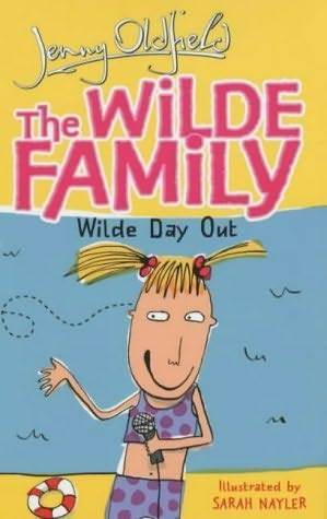 Wilde Day Out  by  Jenny Oldfield