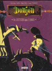 Un justicier dans lennui (Donjon Potron-Minet, #-98 ) Joann Sfar