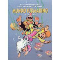 Mundo Submarino (Las aventuras de Ogú, Mampato y Rena, #11) Themo Lobos