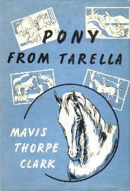 Pony from Tarella Mavis Thorpe Clark