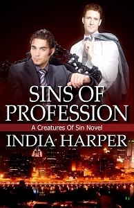 Sins Of Profession (Creatures of Sin, #5) India Harper