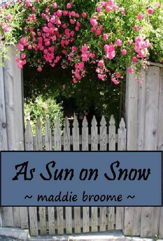 As Sun on Snow Maddie Broome
