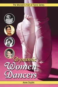 Dynamic Women Dancers Anne Dublin