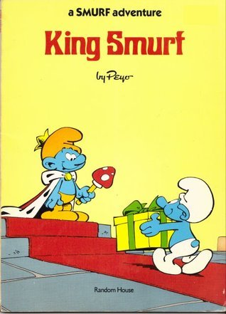 King Smurf Peyo