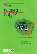 The Wicked Cat  by  Vilsoni Hereniko