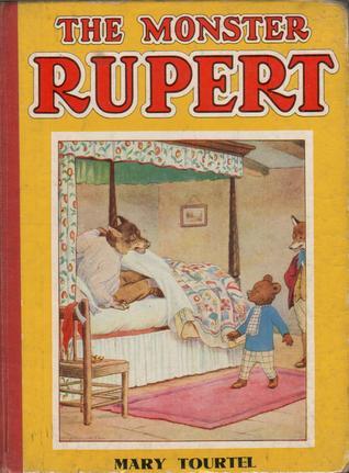 The Monster Rupert Mary Tourtel