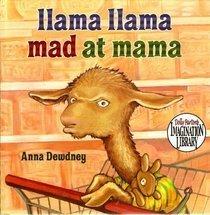 Llama Llama Mad At Mama Anna Dewdney