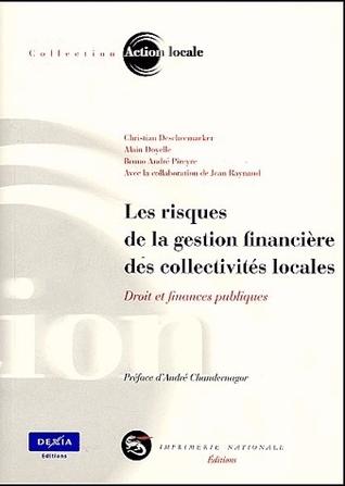 Les risques de la gestion financière des collectivités locales: Droit et finances publiques Christian Descheemaeker
