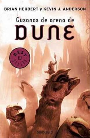 Gusanos de arena de Dune / Sandworms Of Dune Brian Herbert