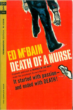 Death of a Nurse Richard Marsten