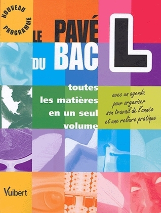 Le pavé du Bac L  by  Collectif