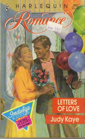 Letters of Love  by  Judy Kaye
