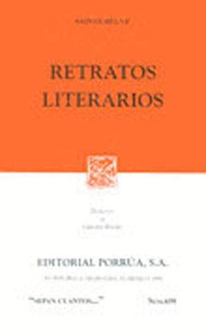 Retratos Literarios (Sepan Cuantos, #659)  by  Charles-Augustin Sainte-Beuve