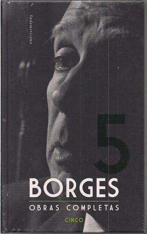 Ficciones / El Aleph (Obras completas, #5)  by  Jorge Luis Borges