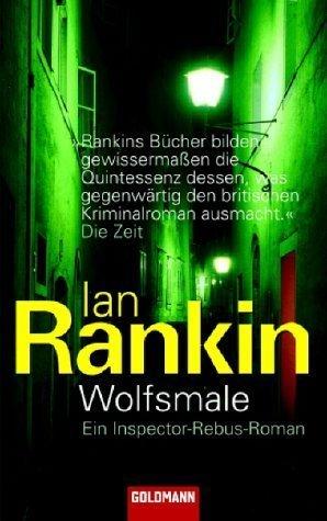 Wolfsmale (Inspektor Rebus, #3) Ian Rankin