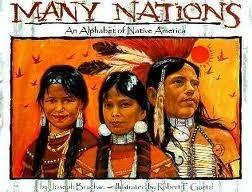 Many Lands: An Alphabet of Native America Joseph Bruchac