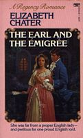 The Earl and the Emigree Elizabeth Chater
