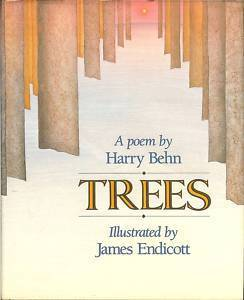 Trees: A Poem  by  Harry Behn