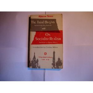 The Trial Begins/On Socialist Realism  by  Abram Tertz