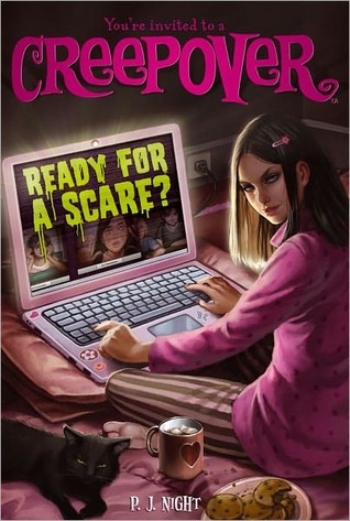 Ready for a Scare? (Youre Invited to a Creepover #3)  by  P.J. Night