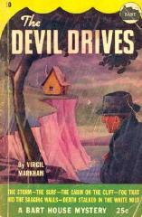 The Devil Drives  by  Virgil Markham