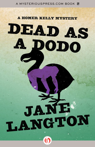 Dead as a Dodo  by  Jane Langton