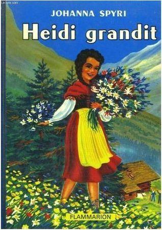 Heidi Grandit (Heidi, #2)  by  Johanna Spyri