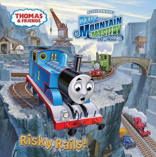 Risky Rails!  by  Wilbert Awdry