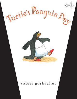 Turtles Penguin Day  by  Valeri Gorbachev