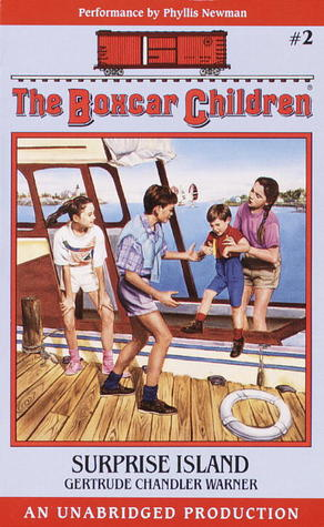 Surprise Island: The Boxcar Children Mysteries #2  by  Gertrude Chandler Warner