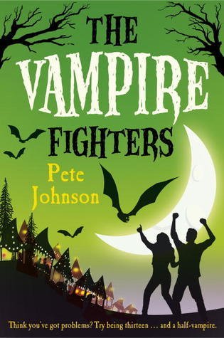 The Vampire Fighters Pete Johnson