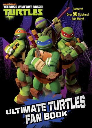 Ultimate Turtles Fan Book Golden Books