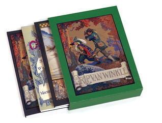 Washington Irving: A Treasury: Rip Van Winkle, The Legend of Sleepy Hollow, Old Christmas Washington Irving