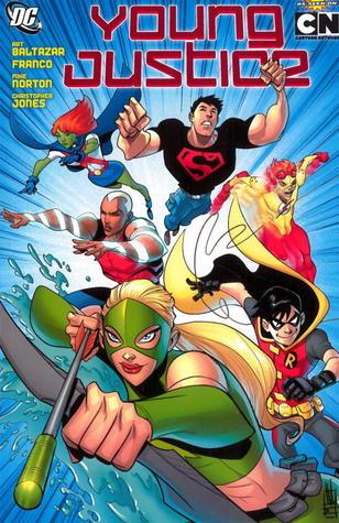 Young Justice Vol. 1 Art Baltazar