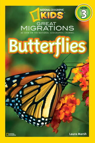 Great Migrations: Butterflies  by  Laura F. Marsh