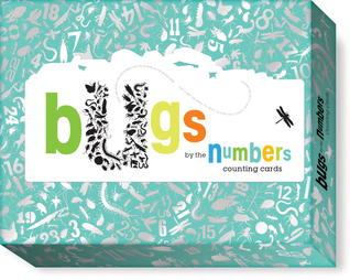 Bugs  by  The Numbers Counting Cards by Sharon Werner