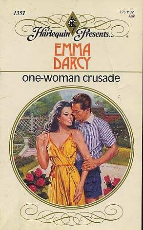 One-Woman Crusade  by  Emma Darcy