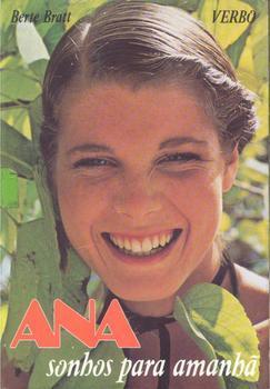 Ana, sonhos para amanhã (Ana, #2)  by  Annik Saxegaard