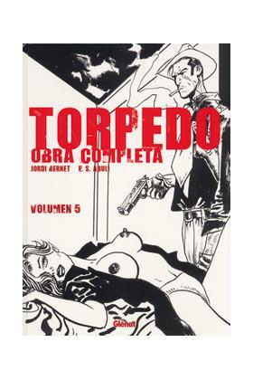 Torpedo Volume 5 Enrique Sánchez Abulí