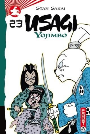 Usagi yojimbo 23 Stan Sakai