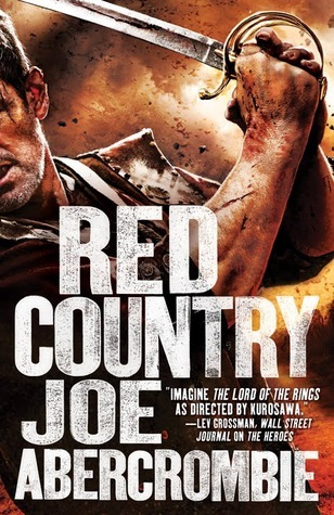 Red Country (First Law World, #3) Joe Abercrombie
