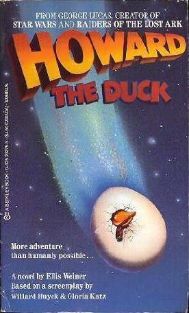 Howard The Duck  by  Ellis Weiner